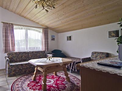 Appartment Topaz im 1. Stock für 2 (bis max. 5) Personen, 45 m2